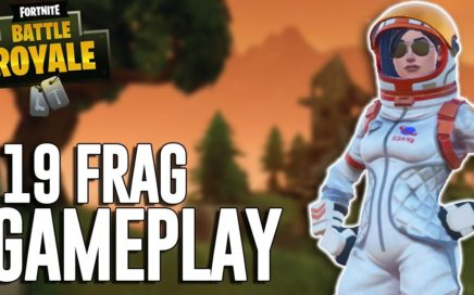 19 Frag Gameplay - Fortnite Battle Royale Gameplay - Ninja