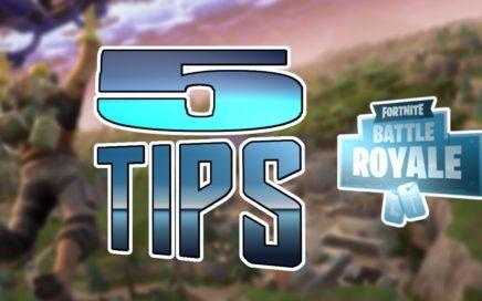 5 TIPS PARA FORTNITE - Mejora Rapido en este Battle Royale -