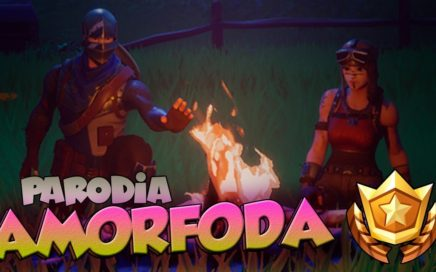 BAD BUNNY - AMORFODA (PARODIA FORTNITE)