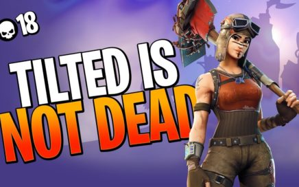 BEFORE TILTED GOES - 18 Kill Gameplay - Fortnite Battle Royale