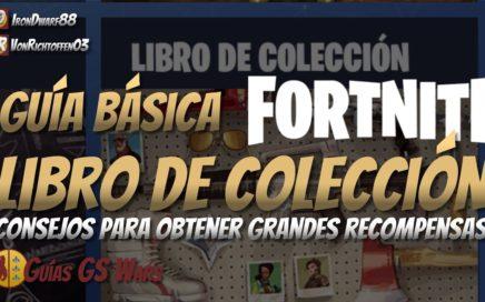 El Libro de Colección de FORTNITE Explicado | ¡OBTÉN GRANDES RECOMPENSAS!