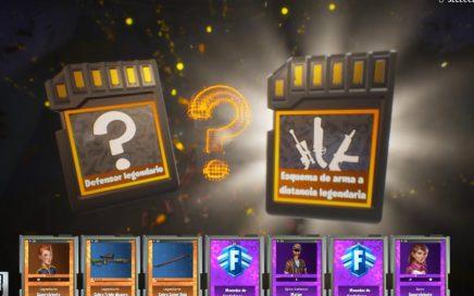 Fortnite - 2 Llamas de oro seguidas y consejos para recolectar rapido