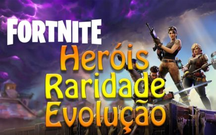 Fortnite - Como Evoluir as Cartas e Raridade