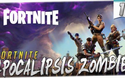 FORTNITE | El Apocalipsis Zombie que todos queremos!!! JUEGAZO COOP
