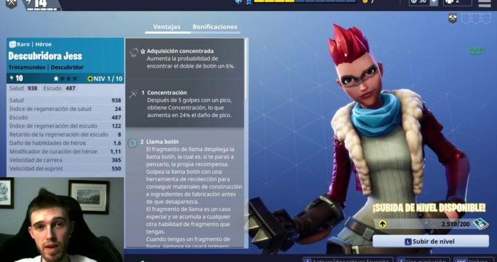 Fortnite en Español - Guia 2, Heroes y Defensores!