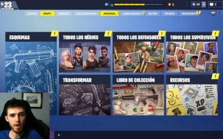Fortnite en Español - Guia 5, Objetos importantes y donde farmearlos