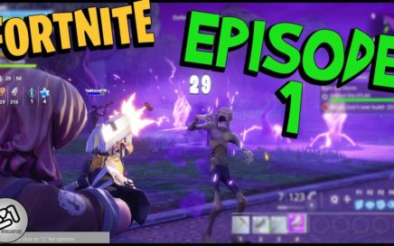 Fortnite Ep 1 The Beginning !! Crafting, Base Building and MORE! Fortnite Gameplay Z1 Gaming