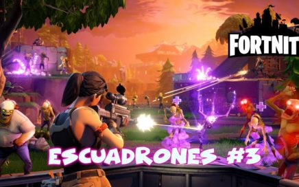 FORTNITE ESCUADRONES #3 I Gameplay Español