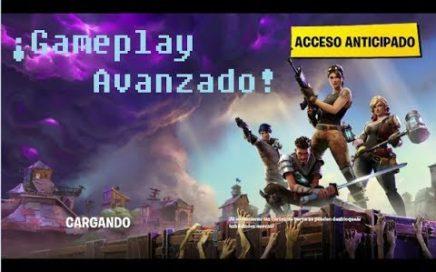 Fortnite Gameplay avanzado en español, impresiones,consejos.