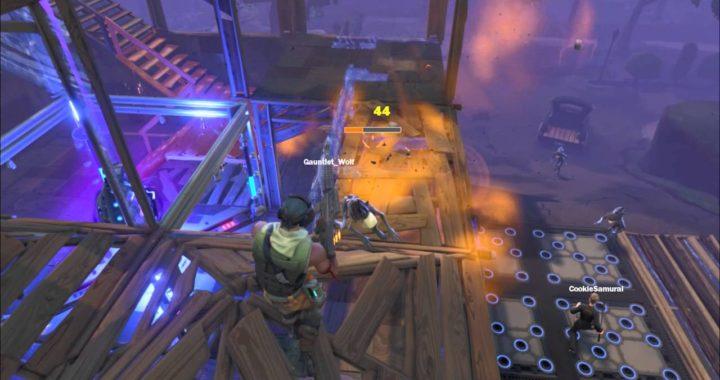 Fortnite Gameplay | PC