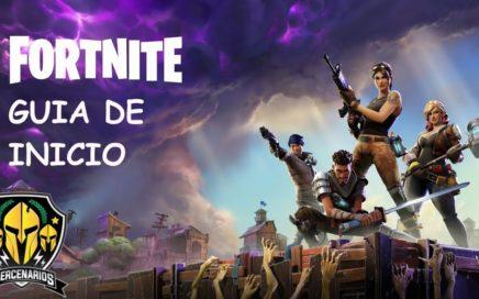 Fortnite - Guía de inicio