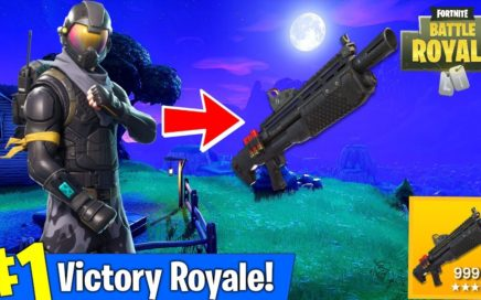 "Fortnite New ""Heavy Shotgun"" Update Countdown Stream + Gameplay Live! (Fortnite New Update)"