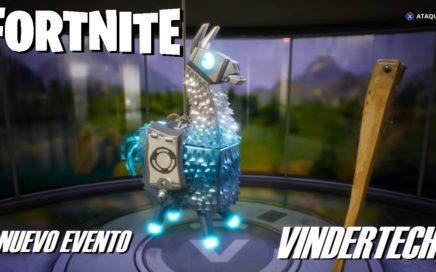 Fortnite: Nuevo evento Vindertech. Apertura de llama y consejos.