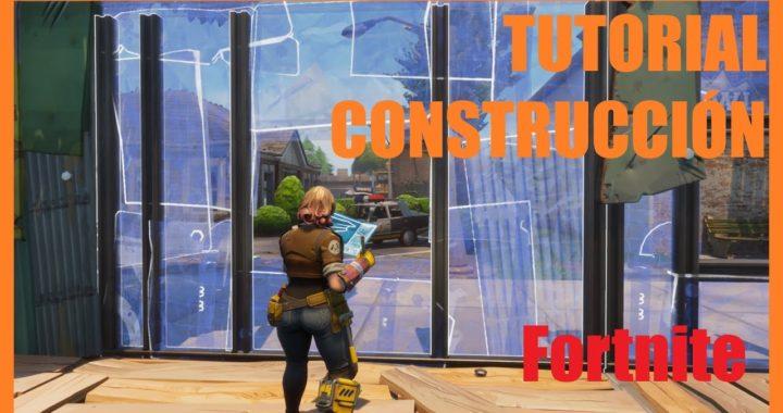 FORTNITE Tutorial/ Guía  BÁSICA de construcción de Edificios.
