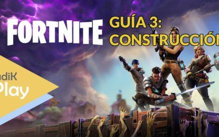 GUIA 3: CONSTRUCCIÓN Y ESTRUCTURAS | FORTNITE SALVAR EL MUNDO | Guía ESPAÑOL