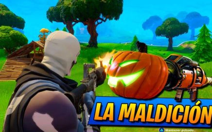 ME Persigue UNA MALDICIÓN! Fortnite: Battle Royale