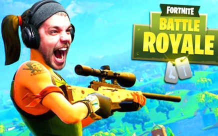 NOUVEAU Jeu BATTLE ROYALE GRATUIT sur PS4 et XBOX ONE !! (Fortnite Gameplay)