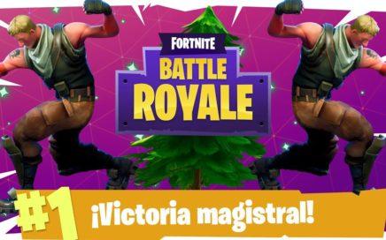 NUEVA ACTUALIZACION FORTNITE en DIRECTO  ! A POR LA VICTORIA MAGISTRAL - #11YTBattleRoyale