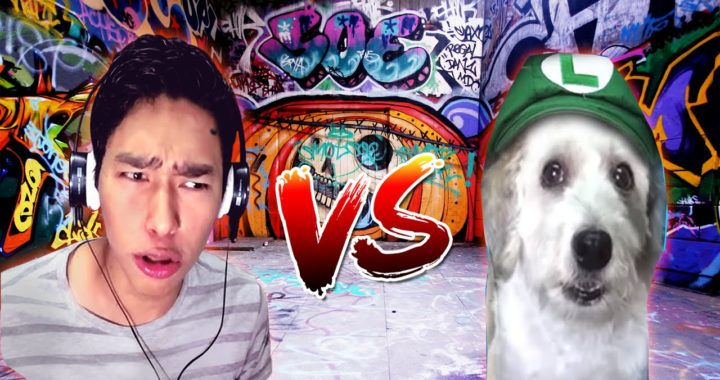 Rap Fernanfloo vs curly jugando fortnite