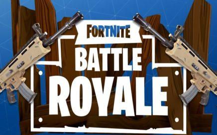 SCAR-H + TRAMPA = PARTIDAZA FORTNITE - fortnite battle royale gameplay