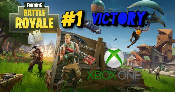Victoria 10 kill en solo Fortnite Battle Royale l Gameplay  Español Xbox One