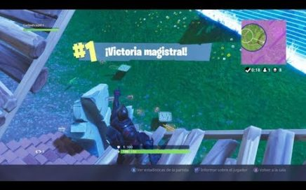 ESCOPETA + SUBFUSIL LA MEJOR COMBINACIÓN DE  FORTNITE BATTLE ROYALE