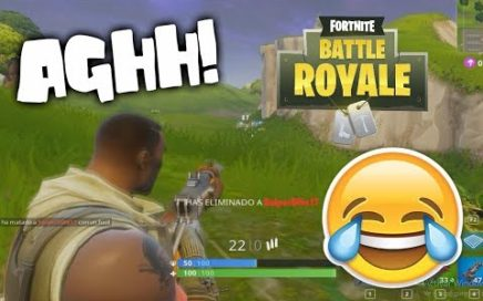ESCOPETAZOOO!! | FORTNITE BATTLE ROYALE | Gameplay Español