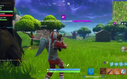 Fiebre del Oro y compramos pase temporada Fortnite Battle Royale