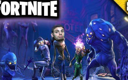 FORTNITE #8: EL SEGUNDO MAPA   Gameplay Español