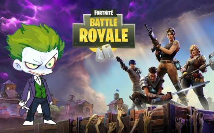 Fortnite Batalla Real    Gameplay Español En PC