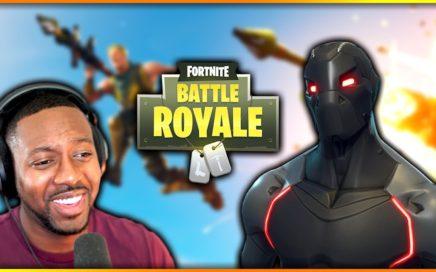 Fortnite Gameplay - Building = Wins!