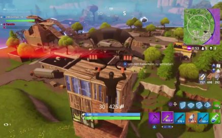 FORTNITE GAMEPLAY PS4 SOLO VS DUO / JOHN WICK