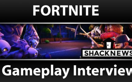 Fortnite PVP Gameplay Preview Interview