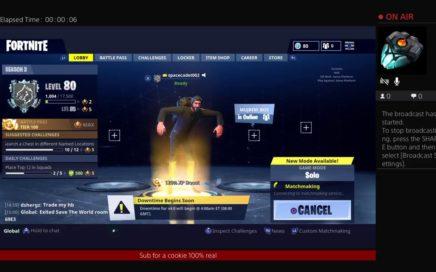 Fortnite|gameplay+DuBs