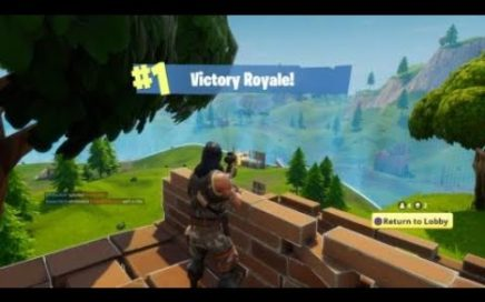 Intense Squad Win - Fortnite Gameplay