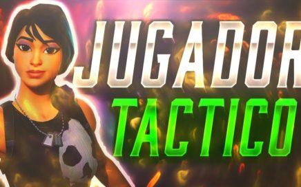 ¡JUGADOR TÁCTICO! ¡GAMEPLAY con VICTORIA MAGISTRAL! (Fortnite: Battle Royale)
