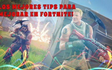 LOS MEJORES CONSEJOS/TIPS PARA MEJORAR EN FORTNITE!