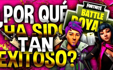 ¿POR QUÉ FORTNITE: BATTLE ROYALE HA SIDO TAN EXITOSO? |FORTNITE: Battle Royale Gameplay en Español
