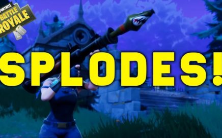 SPLODES! - Fortnite Gameplay - Umpix