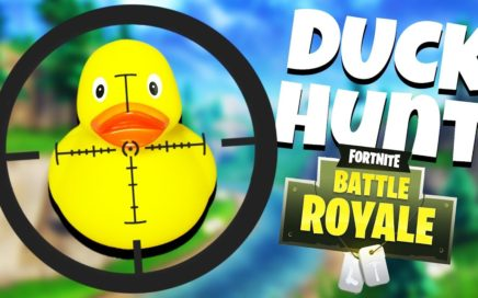The Quest for the Rubber Ducks! -  Fortnite Battle Royale Gameplay - Fortnite Season 4