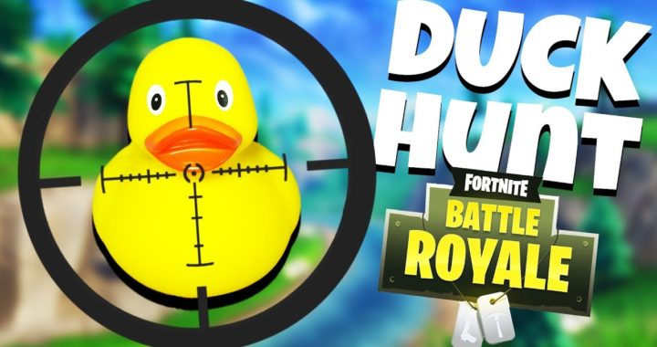 Why Are There Ducks In Fortnite The Quest For The Rubber Ducks Fortnite Battle Royale Gameplay Fortnite Season 4 Fortniteros Es