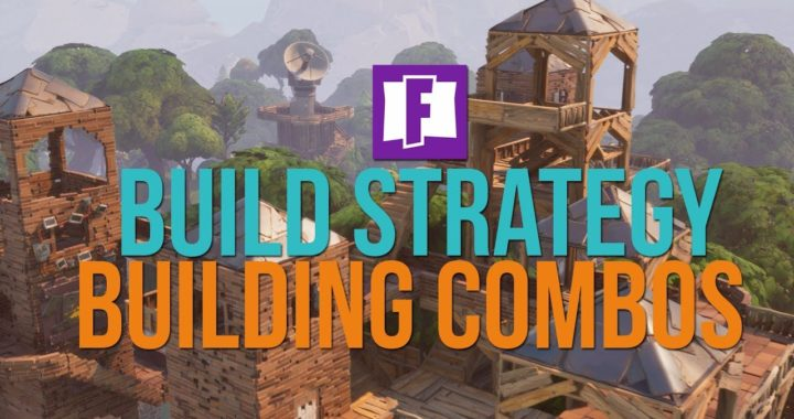 Tips and Tricks To Building Fortnite  + All Building Combos (Fortnite Battle Royal)