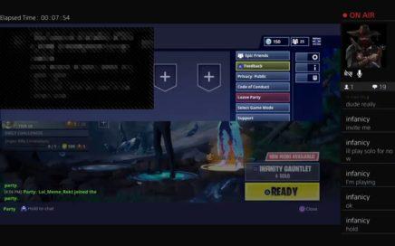 XXSniperproXX_Im Im Gameplay Fortnite #13