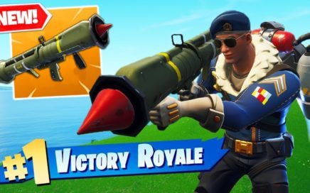*NEW* GUIDED ROCKET 2.0 + Jetpack Mode GAMEPLAY In Fortnite Battle Royale!