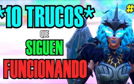 *10 TRUCOS que SIGUEN FUNCIONANDO #3* FORTNITE! | *TRUCOS & CONSEJOS*