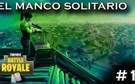 FORTNITE: EL MANCO SOLITARIO 2.0! REVANGAME
