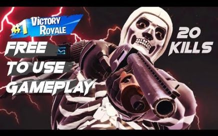 Fortnite Gameplay-FREE TO USE #1