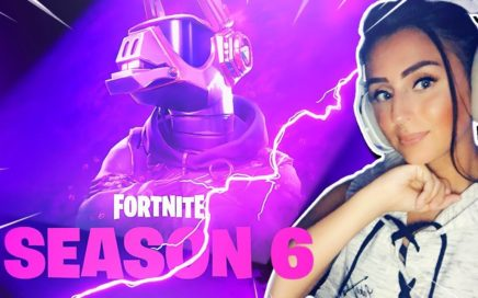 FORTNITE SEASON 6 COMING SOON + NEW ITEM SHOP TONIGHT!!! FORTNITE PS4 GAMEPLAY