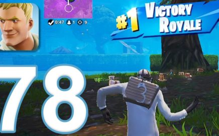 Fortnite - Gameplay Walkthrough Part 78 - Solo Win (iOS)