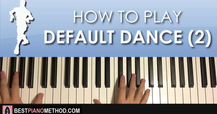HOW TO PLAY – FORTNITE – Default Dance Moves (Beat 2 ...